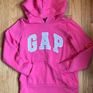 Gap kids hooded sweatshirt Girls M 8/9